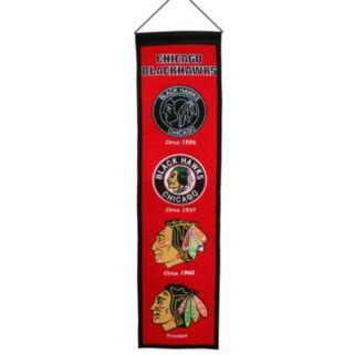 Chicago Blackhawks Heritage Banner