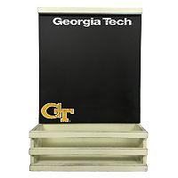 Georgia Tech Yellow Jackets Hanging Chalkboard