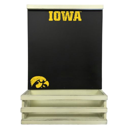 Iowa Hawkeyes Hanging Chalkboard