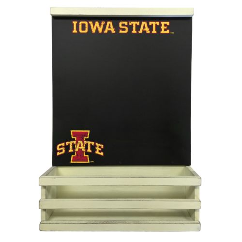 Iowa State Cyclones Hanging Chalkboard
