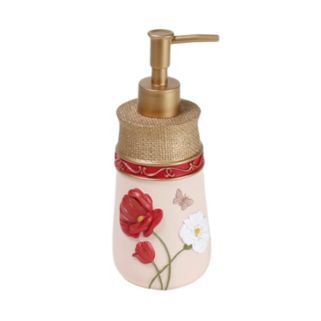 Saturday Knight, Ltd. Poppy Field Lotion Dispenser