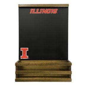Illinois Fighting Illini Hanging Chalkboard