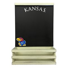 Kansas Jayhawks Hanging Chalkboard
