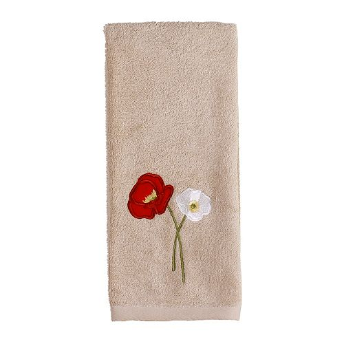 Saturday Knight, Ltd. Poppy Field Hand Towel