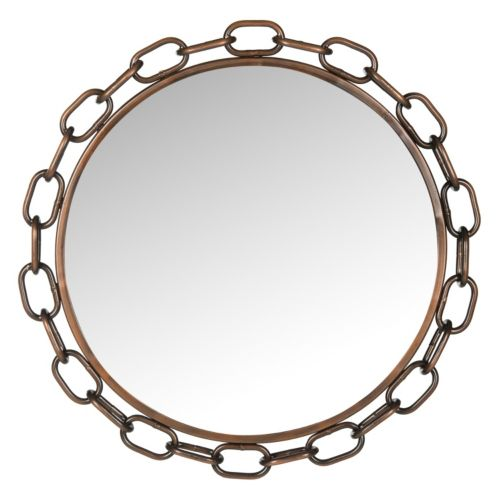 Safavieh Atlantis Chain Link Wall Mirror