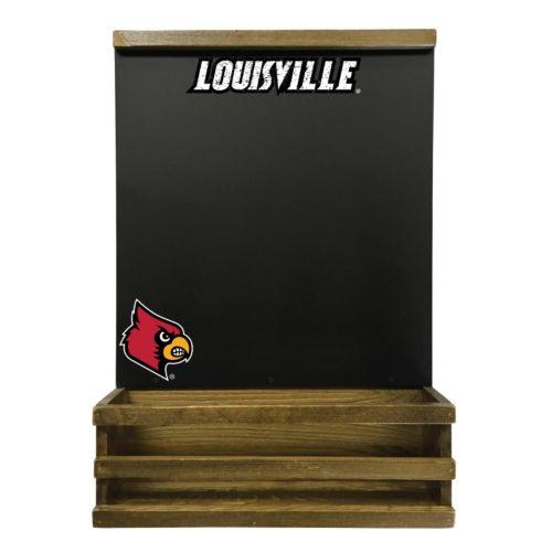 Louisville Cardinals Hanging Chalkboard