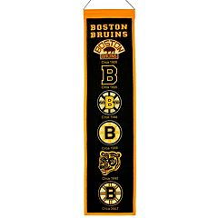 Boston Bruins Heritage Banner
