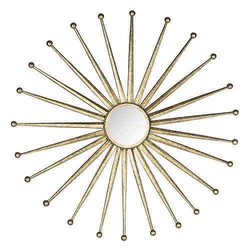 Safavieh Capella Sunburst Wall Mirror