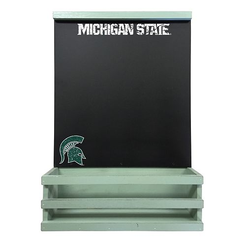 Michigan State Spartans Hanging Chalkboard