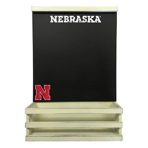 Nebraska Cornhuskers Hanging Chalkboard