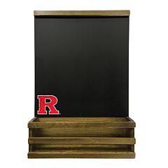 Rutgers Scarlet Knights Hanging Chalkboard
