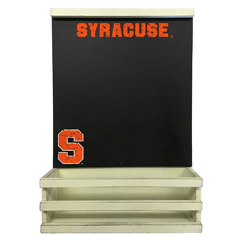 Syracuse Orange Hanging Chalkboard
