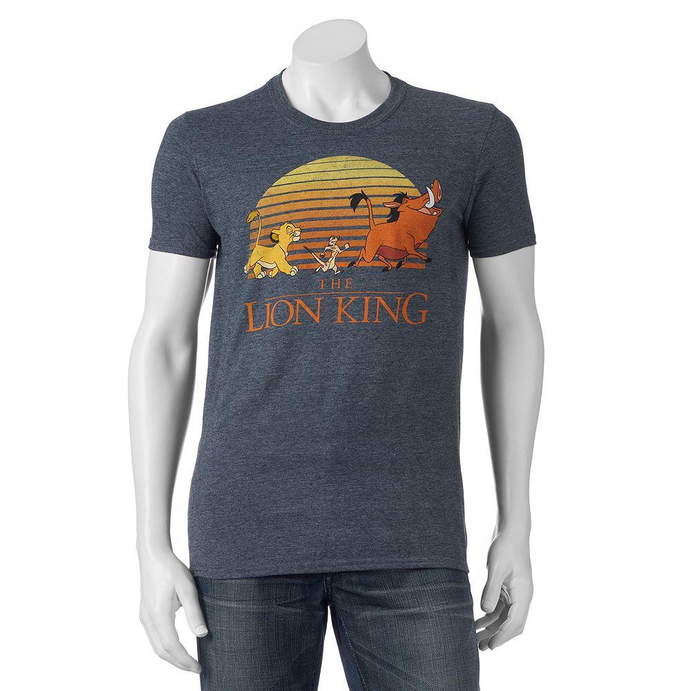 Men's Disney's The Lion King Sun Tee