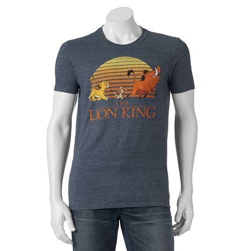 Men's Disney's The Lion King Sun Tee