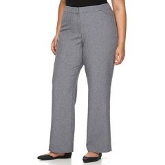 Plus Size Apt. 9® Modern Fit Dress Pants