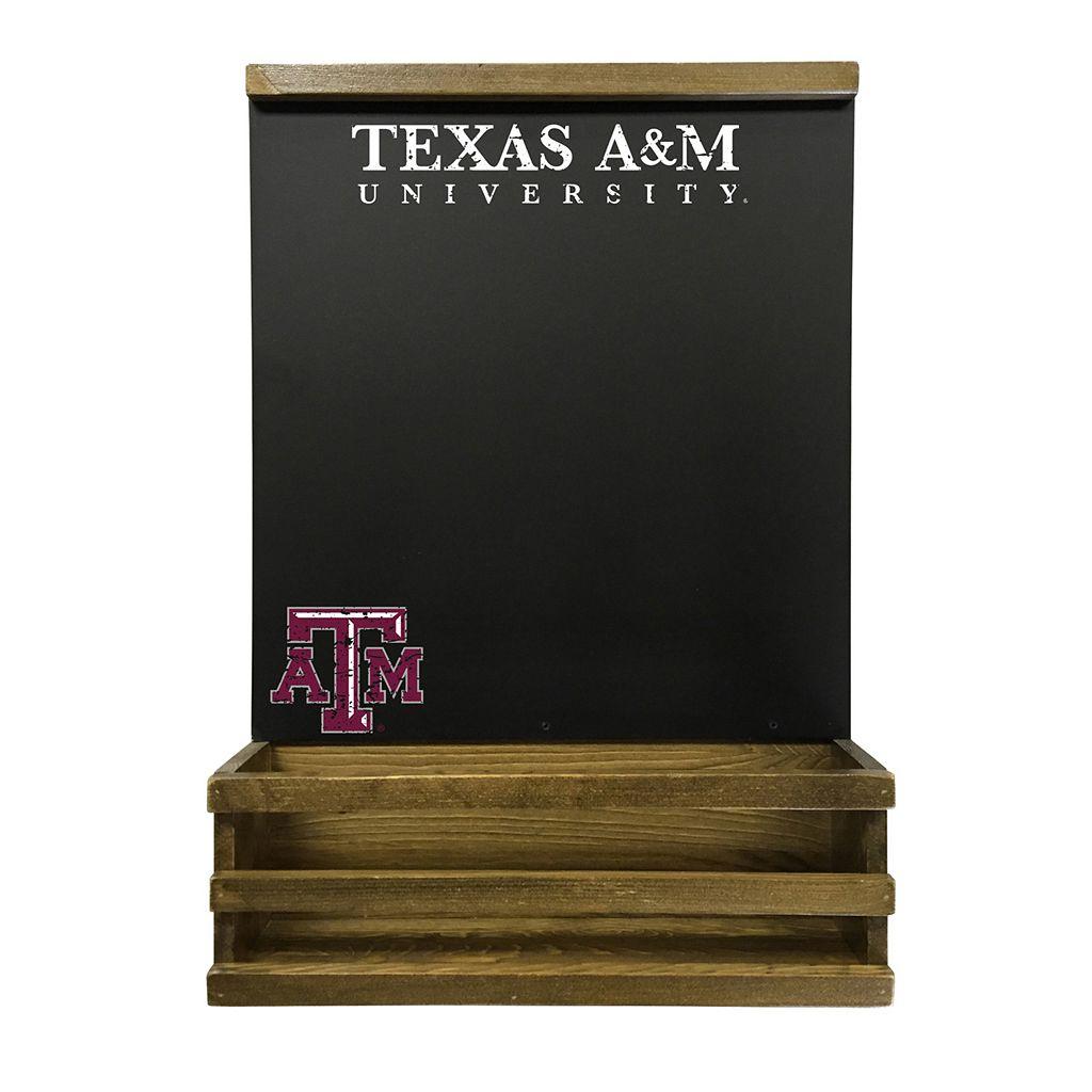 Texas A&M Aggies Hanging Chalkboard