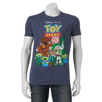 Men's Disney / Pixar Toy Story Character Tee
