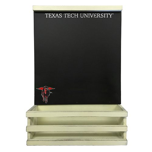 Texas Tech Red Raiders Hanging Chalkboard