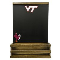 Virginia Tech Hokies Hanging Chalkboard