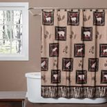 Saturday Knight, Ltd. Sundance Shower Curtain