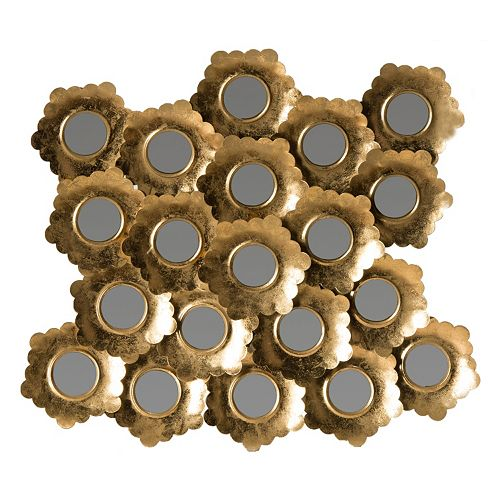 Safavieh Golden Coral Wall Mirror