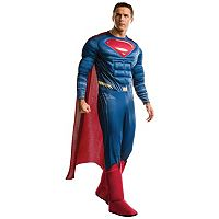 Adult Batman v Superman: Dawn of Justice Deluxe Superman Costume