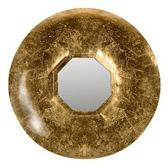Safavieh Mayan Gold Finish Wall Mirror