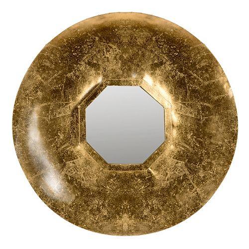Safavieh Mayan Gold Finish Wall Mirror