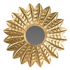 Safavieh Deco Leaf Wall Mirror