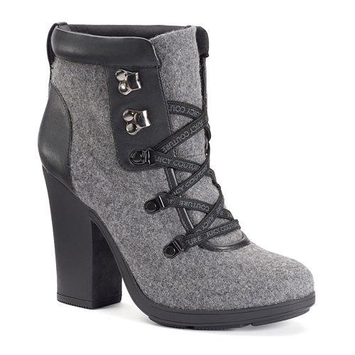 7d84f426b1f Juicy Couture Kaspar Women s Ankle Boots