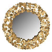 Safavieh Jocelyn Faux Coin Wall Mirror