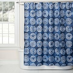 Saturday Knight, Ltd. Waterfall Shower Curtain