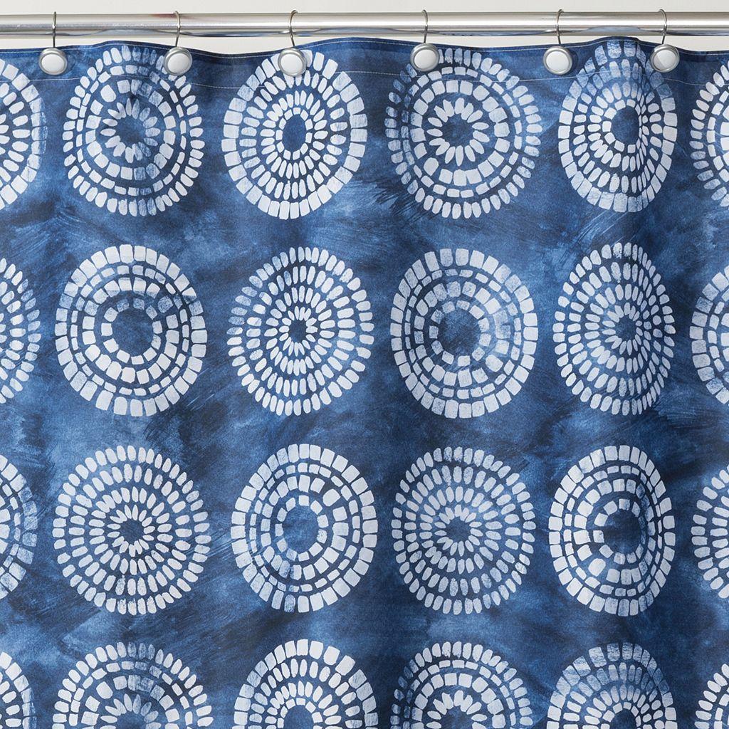 Saturday Knight, Ltd. Waterfall Shower Curtain