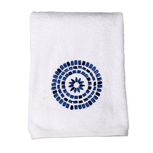 Saturday Knight, Ltd. Waterfall Bath Towel