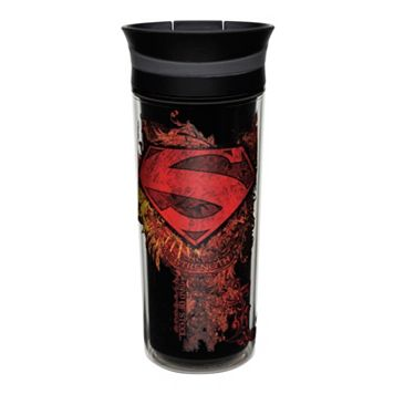 DC Comics Superman Retro 16-oz. Tumbler by Zak Designs