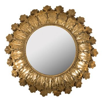 Safavieh Sybil Leaf Wall Mirror