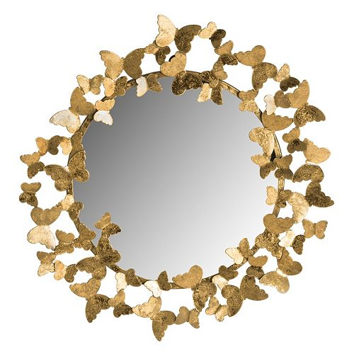 Safavieh Ruthie Butterfly Wall Mirror