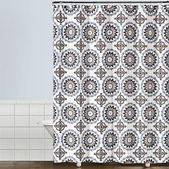 sophisticated Blue And Tan Shower Curtain Ideas - Today designs ...