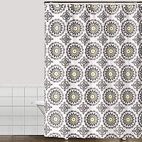 Saturday Knight, Ltd. Suzette Shower Curtain