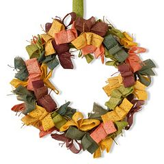 National Tree Company 22' Garden Accents Spring Wreath