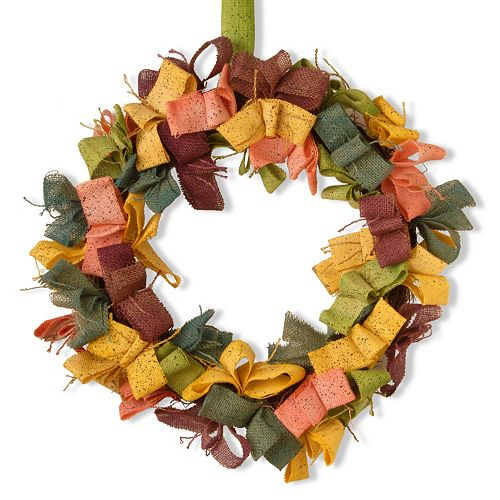 """National Tree Company 22"""" Garden Accents Spring Wreath"""