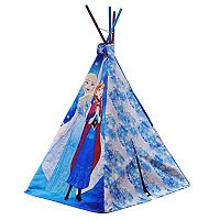 Disney's Frozen Anna & Elsa Teepee Tent