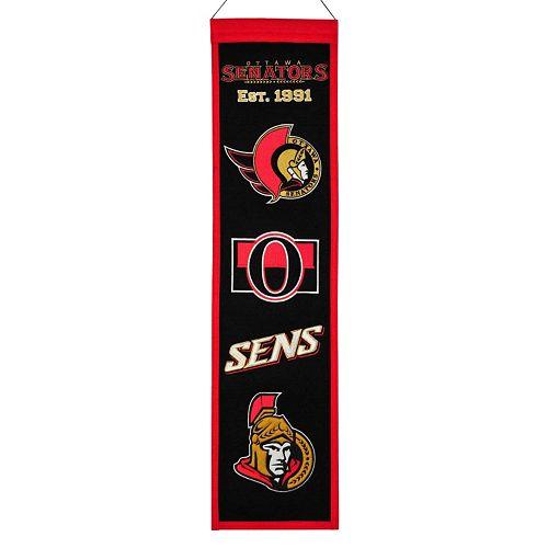 Ottawa Senators Heritage Banner