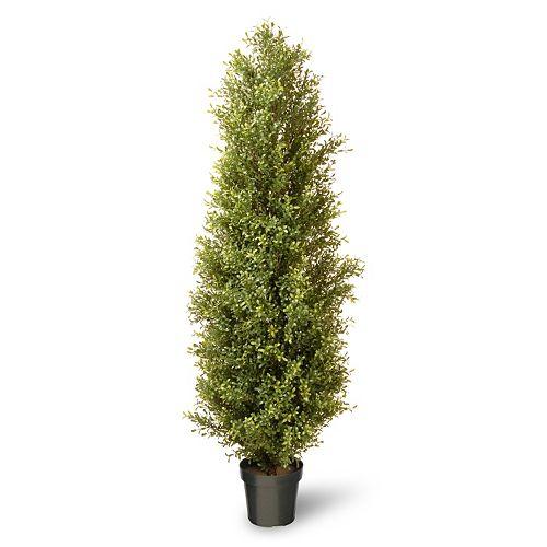 "National Tree Company 72"" Artificial Argentea Plant"