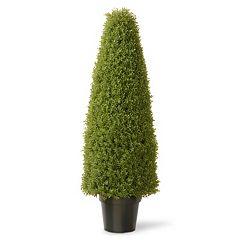National Tree Company 48' Artificial Boxwood Tree