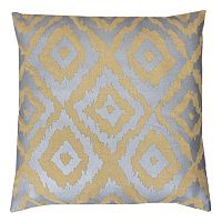 Thro by Marlo Lorenz Gail Foil Printed Throw Pillow