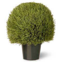 National Tree Company 24' Artificial Cedar Bush Plant