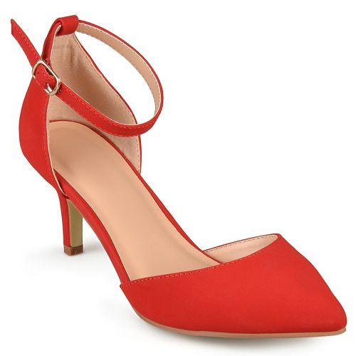 Journee Collection Ike Women's ... High Heels cheap sale extremely uN2ZehwxwW