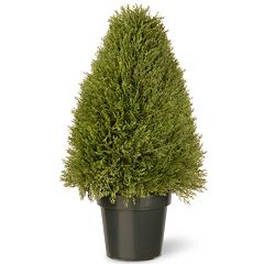 National Tree Company 30' Artificial Upright Juniper Tree