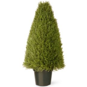 "National Tree Company 36"" Artificial Upright Juniper Tree"